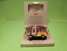 MATCHBOX Y-22 FORD VAN MODEL A 1930 - MAGGI YELLOW 1:40 - EXCELLENT IN BOX