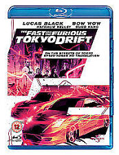 The Fast And The Furious - Tokyo Drift (Blu-ray, 2009)