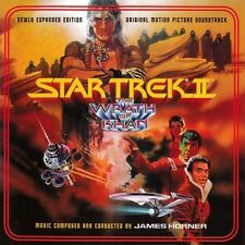 Star Trek II The Wrath Of Khan - Complete Score - Limited Edition - James Horner