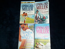 Linda Lael Miller!!! FOUR (4!) Romance books! Outlaw's Christmas - Cootie free!