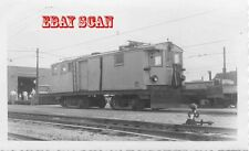 6H494 RP 1950s CLEVELAND TRANSIT LNE WORK CAR PLOW ? #0137