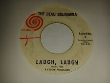 """The Beau Brummels - """"Laugh, Laugh""""  (U.S) 7"""" (1964) """"Still In Love With You Baby"""