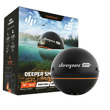 Deeper FLDP-13  Smart Sonar PRO Plus Smart Fishfinder Sonar With WiFi And GPS