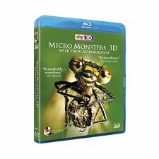 Micro Monsters with David Attenborough (3D Blu-ray, 2013)