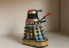 Doctor Who custom dalek with flame thrower 6 inch