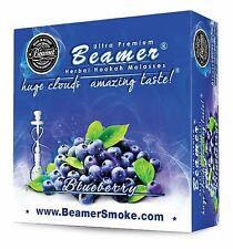 BlueBerry Beamer Molasses 50g Hookah Herbal Shisha Nargila pipe Tobacco Free USA