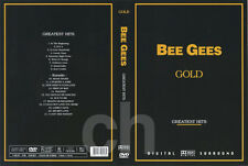Bee Gees : Gold - Greatest Hits   DVD NEW