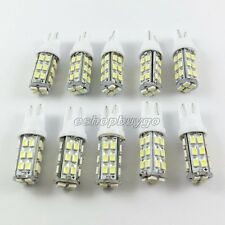 10 X T10 168 194 W5W White 28 SMD LED Wedge Light Bulb Lamp 12V for Car RV Light