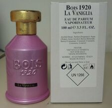 Bois 1920 La Vaniglia Eau De Parfum Spray  100 ml / 3.3 oz NEW Unboxed
