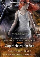 The Mortal Instruments: City of Heavenly Fire 6 by Cassandra Clare (2014, MP3...