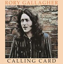 Rory Gallagher - Calling Card 180g vinyl LP NEW/SEALED