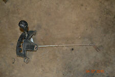 A3-2 11 YAMAHA GRIZZLY 700 GEAR SHIFTER WITH LINKAGE 2011 YFM ATV 4wd FREE SHIP