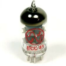 NEW -- JJ/Tesla 12AT7 ECC81 preamp tube