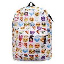 Back Pack Emoji  Cute School Bag Kids Teens Bookbag by OURBAG Girls Boys