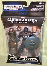 Marvel Legends STEVE ROGERS Figure Captain America 2, Winter Soldier Infinite