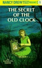 The Secret of the Old Clock Nancy Drew, Book 1