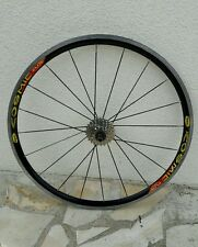 "Set Roues COSMIC ELITE MAVIC  course race bike 700 / 28"" Vintage."
