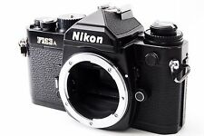 Nikon FM3A 35mm SLR Film Camera Body Black [Exc++!] From Tokyo Japan #C17