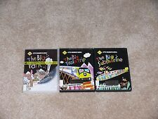 The Big Train, Submarine & Park Trip(s) 3 DVD Set /Kids Learning DVD Lot/