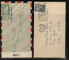 Bermuda    2 covers  , one censor to  US         KL0408
