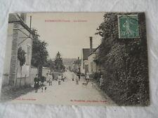 """CPA de l'Yonne  89 - Fournaudin """" Les Galbeaux """""""