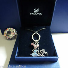 "**BNIB**GENUINE Swan Signed SWAROVSKI ""Minnie Mouse"" Pendant  #872498"