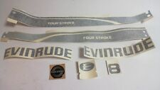 Genuine OMC Johnson Evinrude Decal set - P/N 449514 #17A225
