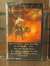 The Ultimate Sin by Ozzy Osbourne (Cassette, Jan-1986, Epic (USA)) NEW