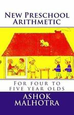 New Preschool Arithmetic : For Four to Five Year Olds by Ashok Malhotra...