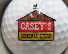 (1) CASEY'S GENERAL STORE - CONVENIENCE STORE GAS STATION  LOGO GOLF BALL