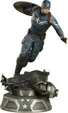 """CAPTAIN AMERICA 2 - Captain America 22"""" Premium Format Statue (Sideshow) #NEW"""