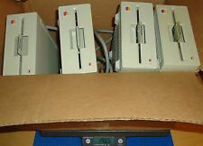 "Apple II External 5.25"" Floppy Disk Drive A9M0107 - Lot of 4"