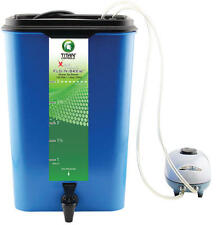 Titan Controls Flo N Brew System - hydroponics compost tea brewer air pump