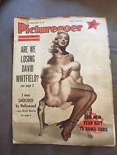 31 DEC 1955 PICTUREGOER MAGAZINE - DIANA DORS
