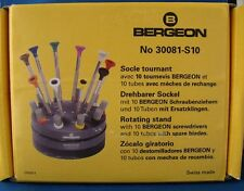 Bergeon Screwdriver Set 30081-S10