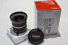 Canon EF-S 9518A002 10-22mm f/3.5-4.5 USM Lens