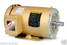 CEM3555  2 HP, 3490 RPM NEW BALDOR ELECTRIC MOTOR