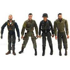 4 Inch 21st Century Toys 4pcs Ultimate 1:18 Soldier German Action Figures T121