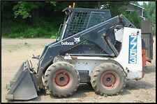 BOBCAT 7753 PARAMOTORE MANZO Workshop Manual