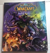 World of Warcraft Official Magazine Vol 01 Issue 04 with Poster insert 2011