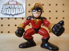 Marvel Super Hero Squad CAPTAIN MARVEL from Wave 19 Thanos Pack