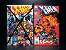 COMICS: Marvel: X-men #47 (1990s), X-Babies app -RARE (wolverine/thor/spiderman)