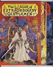 THE LEAGUE OF EXTRAORDINARY GENTLEMEN II #1 2 3 4 5 6 (of 6) ALAN MOORE! VF/NM