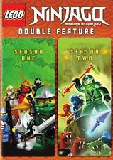 Lego Ninjago: Masters of Spinjitzu - Seasons 1 and 2 New DVD