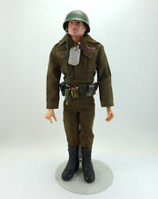 1966 Gi Joe 12 Inch Action Figure Soldier Made in Canada 1964 Outfit