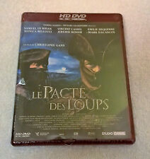 Le pacte des loups - Brotherhood of the Wolf (HD DVD, 2007) - BRAND NEW & SEALED