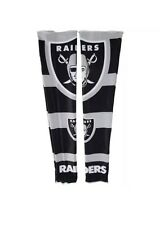 NFL Oakland Raiders Strong Arm Fan Sleeves Set Of Two