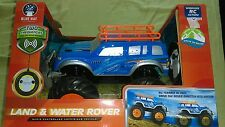 Blue Hat Land & Water Rover RC Radio Controlled Vehicle