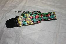 NEW GUITAR STRAP FOR ALL GUITARS & 5 ALICE PICKS