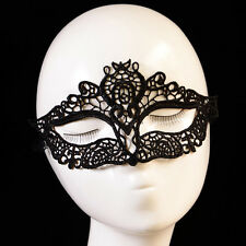 Lady Gril  Sexy Lace Hollow Eye Face Mask Masquerade Ball Fancy Costume Dress 80